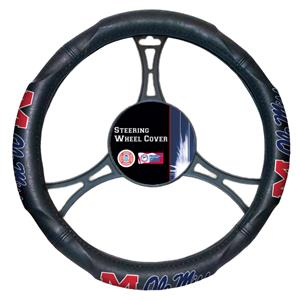 Northwest Ole Miss Steering Wheel Cover