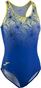 Joma Womens Girls Bay Flowers Swimsuit