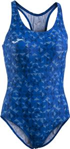 Joma Womens Girls Ocean Swimsuit