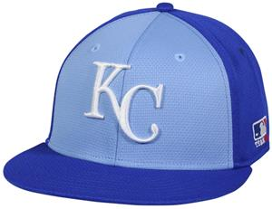 OC Sports MLB Kansas City Royals Replica Cap