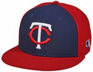 OC Sports MLB Minnesota Twins Replica Cap