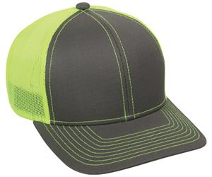 OC Sports Adjustable Cotton Twill Front Panel Cap