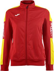 Joma Womens Girls Champion IV Full Zip Jacket