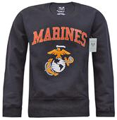 Rapid Dominance Marines Crewneck Sweatshirt