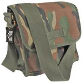Rapid Dominance Camo Military Field Bag