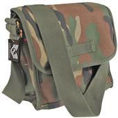Rapid Dominance Camo Military Field Bag