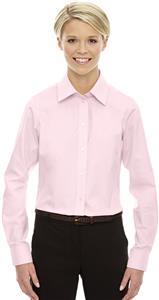 Devon & Jones Ladies Solid Oxford Shirt