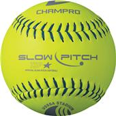 "Game 12"" USSSA Slowpitch Stadium M Softball CSB88"