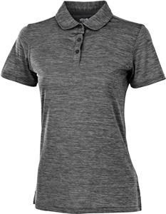 Charles River Womens Space Dye Performance Polo