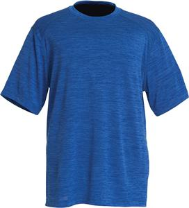 Charles River Men's Space Dye Performance Tee