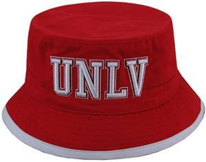 WRepublic UNLV College Bucket Hat