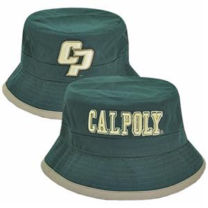 WRepublic Cal State Poly College Bucket Hat