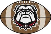 Fan Mats NCAA Univ. of Georgia Football Mat