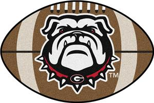 Fan Mats NCAA Univ. of Georgia Football Mat