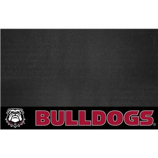 Fan Mats NCAA University of Georgia Grill Mat