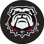 Fan Mats NCAA University of Georgia Puck Mat