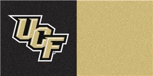 Fan Mats NCAA UCF Team Carpet Tiles