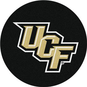 Fan Mats NCAA Univ. of Central Florida Puck Mat