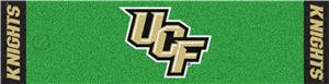 Fan Mats NCAA UCF Putting Green Mat
