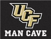 Fan Mats NCAA UCF Man Cave All-Star Mat