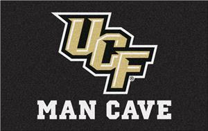 Fan Mats NCAA UCF Man Cave UltiMat