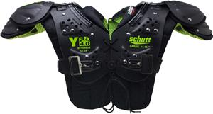 Schutt Youth Y Flex 4.0 Football Shoulder Pads