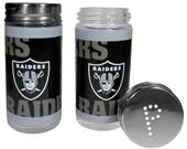 NFL Oakland Raiders Salt & Pepper Shakers