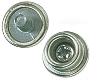 Markwort Stainless Snap Post-Bag of 50