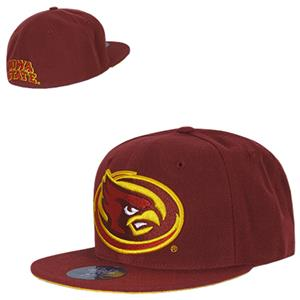 WRepublic Iowa State Freshman Fitted College Cap