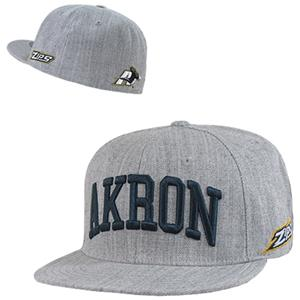 WRepublic Akron Univ Game Day Fitted Cap