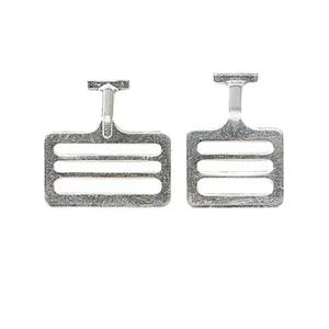 Hardware for Shoulder Pads T-Hook (Set of 50)