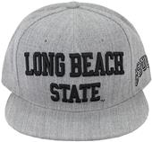 WRepublic Cal State Long Beach Game Day Fitted Cap
