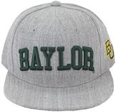 WRepublic Baylor University Game Day Fitted Cap