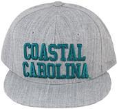WRepublic Coastal Carolina Game Day Fitted Cap