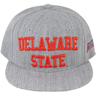 WRepublic Delaware State Univ Game Day Fitted Cap