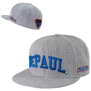 WRepublic DePaul University Game Day Fitted Cap