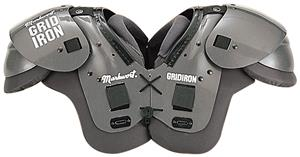 Markwort Grid Iron Football Shoulder Pads