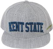 WRepublic Kent State Univ Game Day Fitted Cap