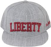 WRepublic Liberty University Game Day Fitted Cap