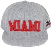 WRepublic Miami University Game Day Fitted Cap