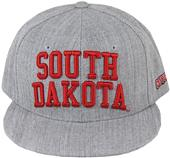 WRepublic South Dakota Univ Game Day Fitted Cap
