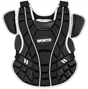 Worth Liberty Fastpitch Softball Chest Protectors