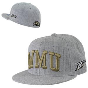 WRepublic W. Michigan Univ Game Day Fitted Cap