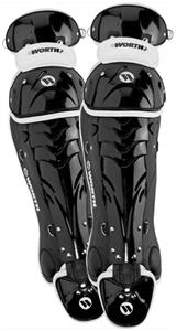 Worth Liberty Fastpitch Softball Leg Guards
