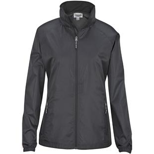 Edwards Ladies' Hooded Rain Jacket