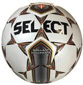 Select Brillant Collegiate Soccer Balls - C/O