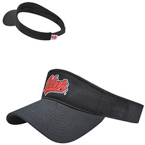 WRepublic University of Utah Polo Visor