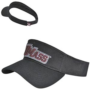 WRepublic UMass University Polo Visor