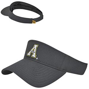 WRepublic Appalachian State University Polo Visor