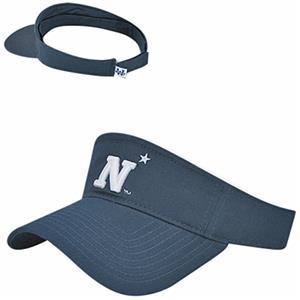 WRepublic United States Naval Academy Polo Visor